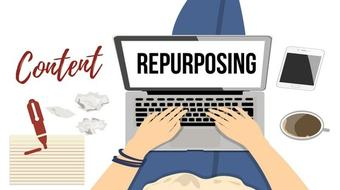 Content Repurposing Made Easy course image