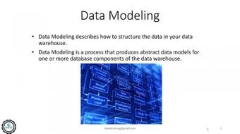 Master Data Warehouse Concepts - Step by Step from Scratch (Part 2) - Dimensional Modeling course image