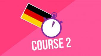 3 Minute German - Course 2 course image