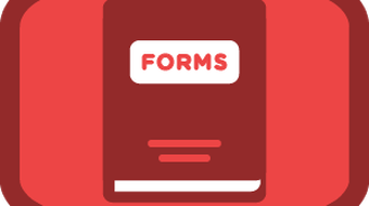 HTML Forms course image