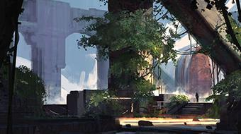 Creating Compelling Environments for Concept Art course image