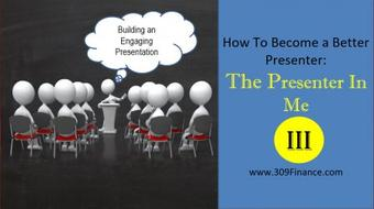 How To Become A  Better Presenter Series: The Presenter in Me Vol 3 course image