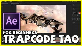 Trapcode TAO Tutorial For Beginners | Adobe After Effects CC 2017 course image