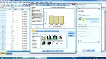 Building Charts in SPSS course image