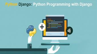 Learn Python and Django Build an #eCommerce Website Step by Step from Scratch course image