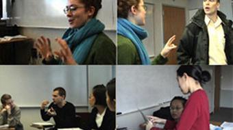 High-Intermediate Academic Communication course image