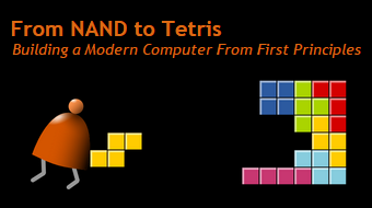 Build a Modern Computer from First Principles: From Nand to Tetris (Project-Centered Course) course image