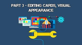 Develop Trading Card Game Battle System With Unity 3D: Part III (Editing Cards, Visual Appearance) course image