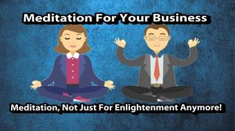 Meditation For Your Business course image