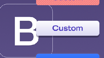 Customizing Bootstrap Components course image