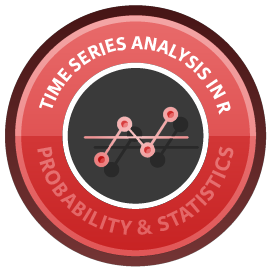 Introduction to Time Series Analysis course image