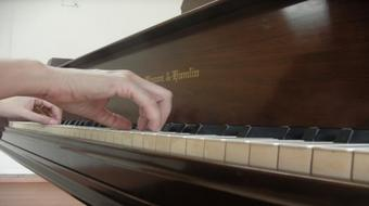 Piano Series: Playing Popular Pieces I course image