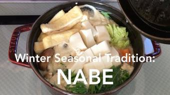 """[Japanese Cooking] Winter Seasonal Tradition: """"Nabe"""" course image"""