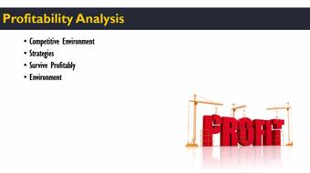 Management Accounting - Profitability Analysis course image