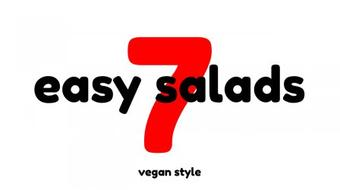 7 easy salads - vegan style course image