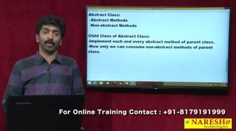C# Programming Language Intro to Classes Of Abstract course image