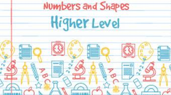 Strand 3 Higher Level Numbers and Shapes course image