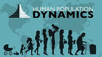 Human Population Dynamics: Births, Deaths and Migrations course image