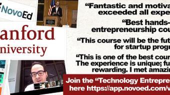 Technology Entrepreneurship Part 2 course image