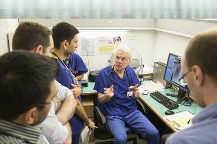 Improving Patient Care: a Data-driven Approach course image