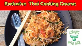 Authentic Thai Cooking With Ann course image