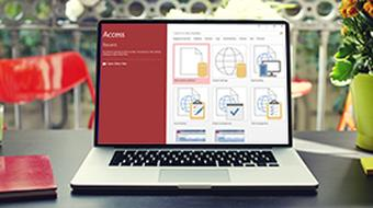 Introduction to Microsoft Access 2016 course image