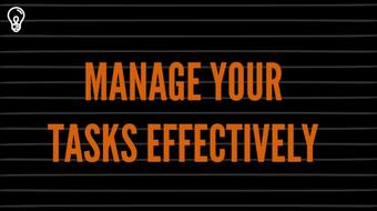 How to Manage your Tasks Effectively w/ a Free Software! course image