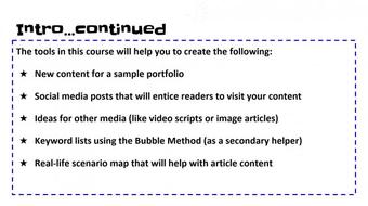 Spin Content the Right Way course image