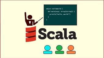 Kickstart SCALA > The UItimate Scala Beginner Bootcamp 4 U ! course image