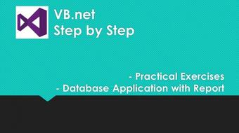 Visual Basic .Net - Step by Step - for Beginners course image