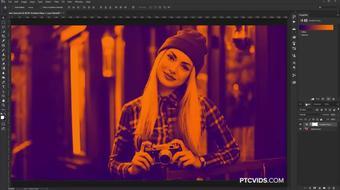 Adobe Photoshop CC Tutorial Part 2 course image