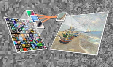 Sparse Representations in Image Processing: From Theory to Practice course image