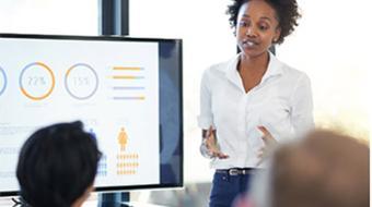 Visual Presentation course image