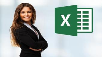 Microsoft Excel - From Beginner to Expert in 1 Hour course image
