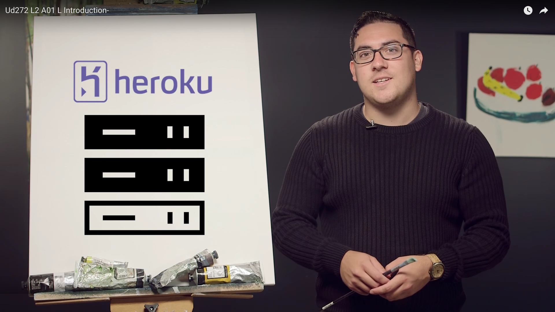 Deploying Applications with Heroku course image