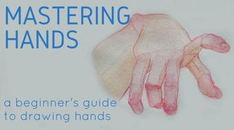Mastering Hands Part 1: A Beginner's Guide to Drawing Hands course image