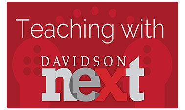 Teaching with Davidson Next course image