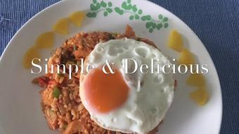 How to cook Korean Style Fried Rice course image