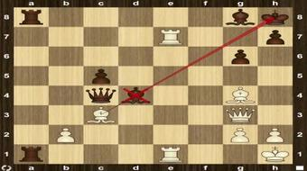 Chess - Learn How To Find Tactical Strikes: X-Ray Attacking course image