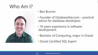 How to Install and Set Up Oracle Express and SQL Developer course image