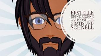 Erstelle deine eigene Cartoonfigur GRATIS und SCHNELL course image