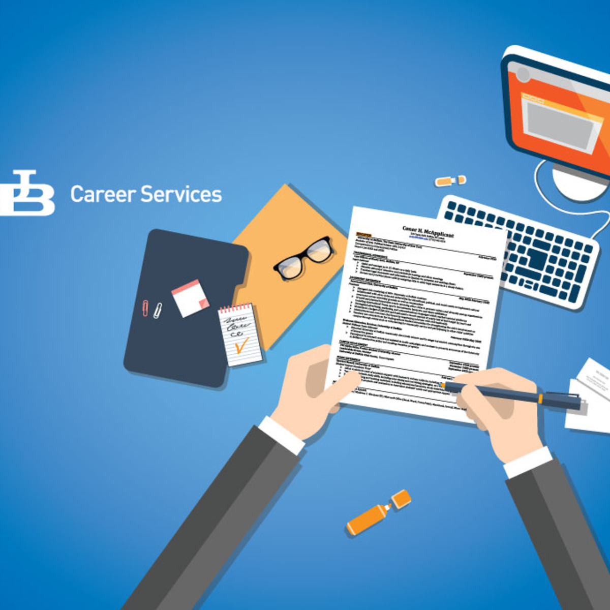 How to Write a Resume (Project-Centered Course) course image