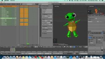 Blender and Unity: How to Create Low poly turtle with animation course image