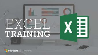 Microsoft Excel 2016 Bootcamp - Zero to Hero Training course image