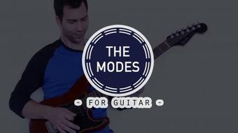 The Seven Modes in Music - Modal Theory for Guitar course image