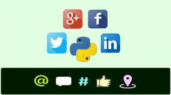 Social Media Analytics with Python course image
