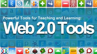 Powerful Tools for Teaching and Learning: Web 2.0 Tools course image