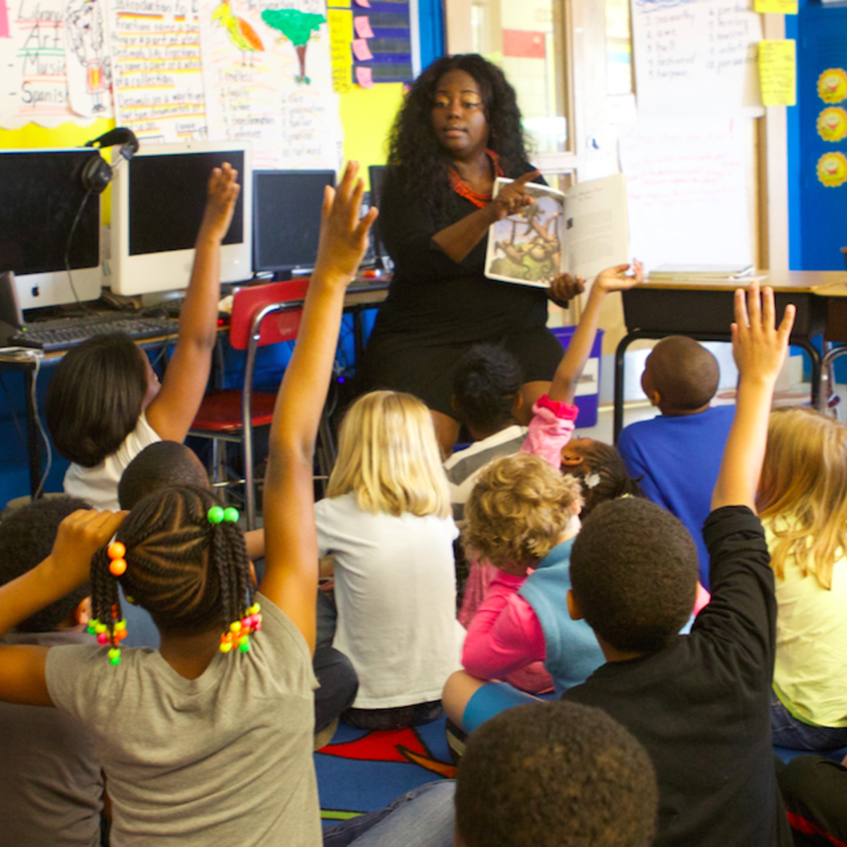 Integrating CCRS and Literacy K-12 course image