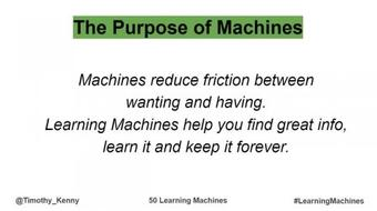 50 Accelerated Learning Machines course image