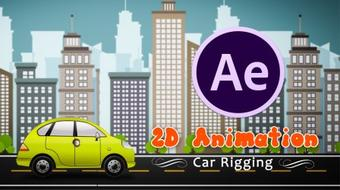2D Animation | Rigging a Car in After Effect course image